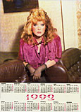 настенный календарь 92