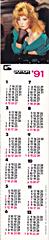 Календарь 1991 // Фотон (08)