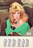 карманный календарь 90